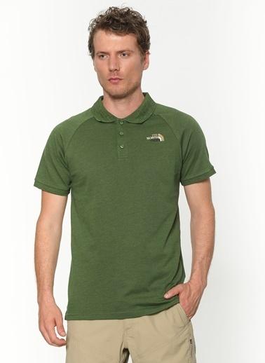The North Face Tişört Yeşil